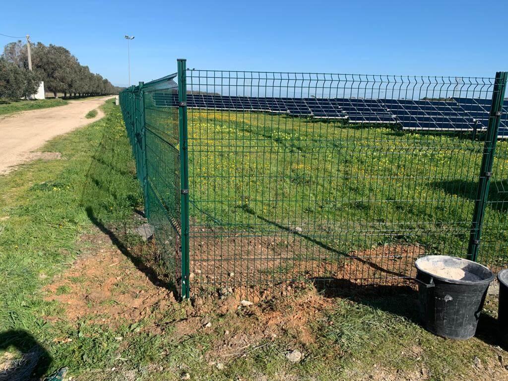 Montaggio e riparazione recinzioni 1