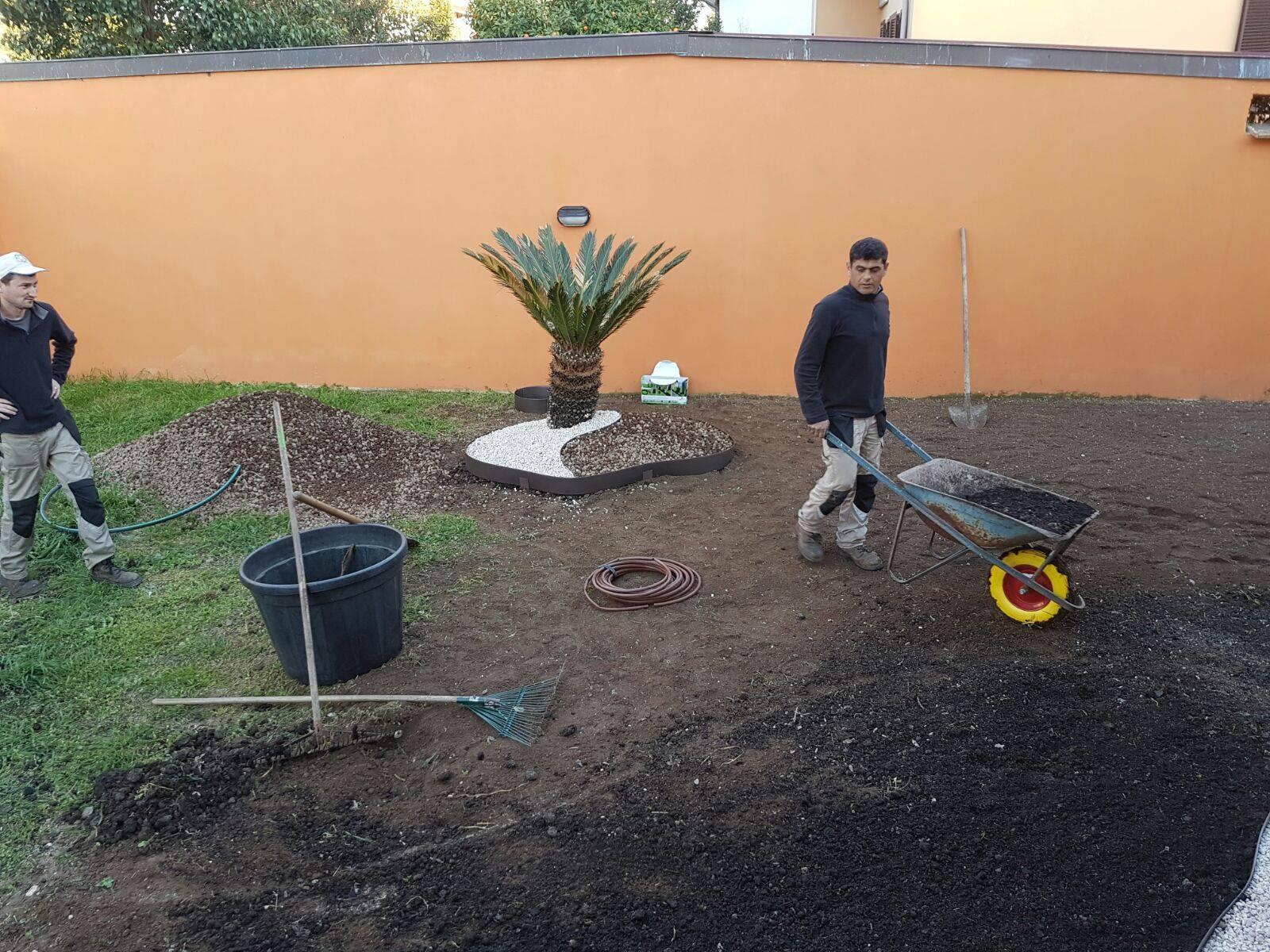giardinaggio privato 3